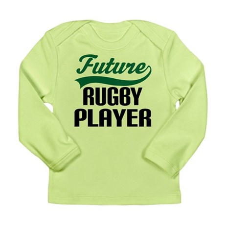 Future Rugby Player Long Sleeve Infant T-Shirt