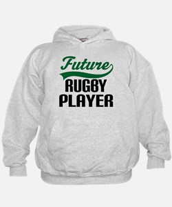 Future Rugby Player Hoodie