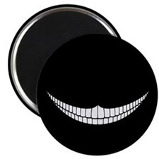 Cheshire Grin Magnet