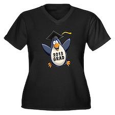 2013 Graduate Penguin Plus Size T-Shirt