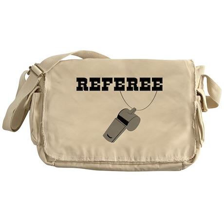 Referee Messenger Bag