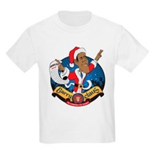 Barry Claus Is Coming To Town T-Shirt