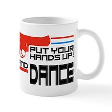 Put your hands up Mug