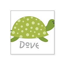 Dove Turtle Sticker