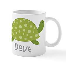 Dove Turtle Mug