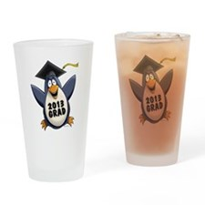 2013 Graduate Penguin Drinking Glass