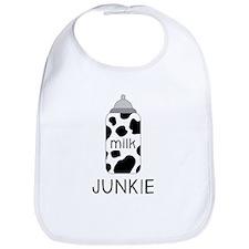 Milk Junkie Bib
