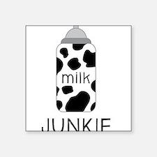 Milk Junkie Sticker