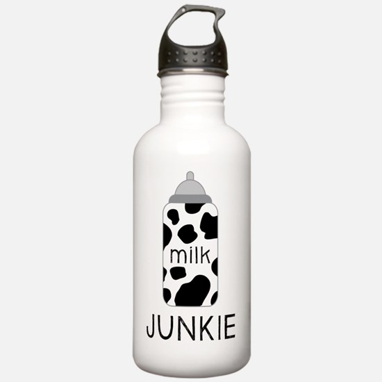 Milk Junkie Water Bottle