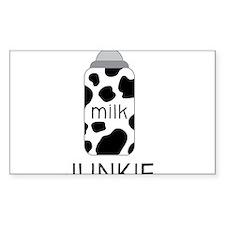 Milk Junkie Decal