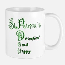 St Patrick's day (Drinkin' and Yuppy) Mug