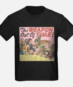 The Weapon Out Of Time T-Shirt