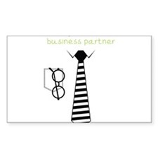 Daddy's Future Business Partner Decal
