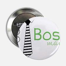 """Boss Man 2.25"""" Button"""