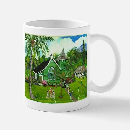 Wai'oli Church Mug