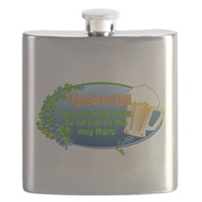 Here's To Hell! Flask