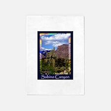 Sabino Canyon 5'x7'Area Rug