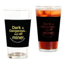 Unique Contemporary romance Drinking Glass