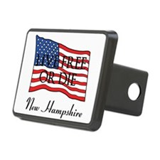New Hampshire Hitch Cover