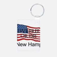 New Hampshire Keychains