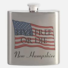 New Hampshire Flask