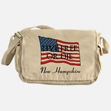 New Hampshire Messenger Bag