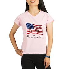 New Hampshire Performance Dry T-Shirt