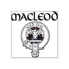 MacLeod Rectangle Sticker