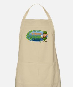 May You Be In Heaven Apron