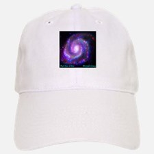 M51 - Whirlpool Galaxy Baseball Baseball Cap