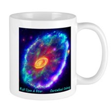 Cartwheel Galaxy Mug