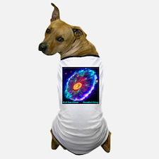 Cartwheel Galaxy Dog T-Shirt