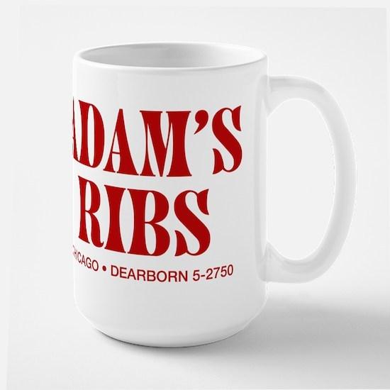 AdamsRibs.crop Mugs