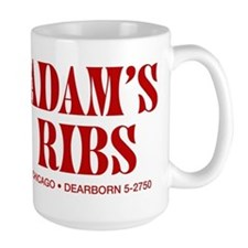 AdamsRibs.crop Mugs