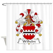 Wilhelm Shower Curtain