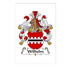 Wilhelm Postcards (Package of 8)