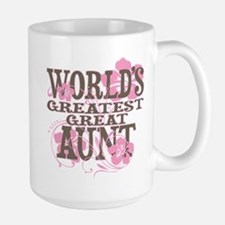 Great Aunt Large Mug