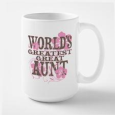 Greatest Great Aunt Mug