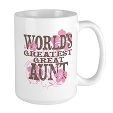 Greatest Great Aunt Mug