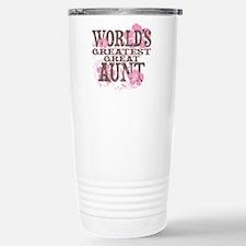 Greatest Great Aunt Travel Mug