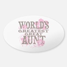 Great Aunt Decal