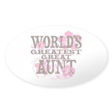 Greatest Great Aunt Decal