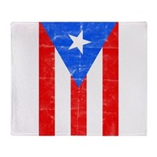 puertorico2 Throw Blanket
