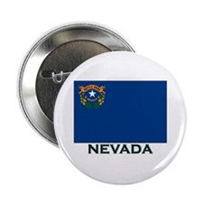 Nevada Flag Gear Button