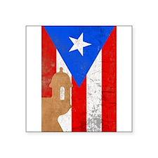 Puerto rico el moro Sticker