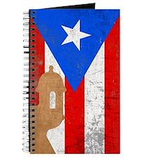 Puerto rico el moro Journal