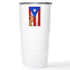 Puerto rico el moro Travel Mug