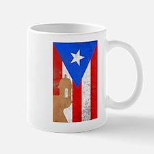 Puerto rico el moro Mug