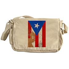 Puerto rico el moro Messenger Bag