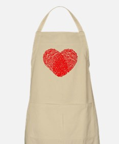 Love Heart Personal Touch Apron